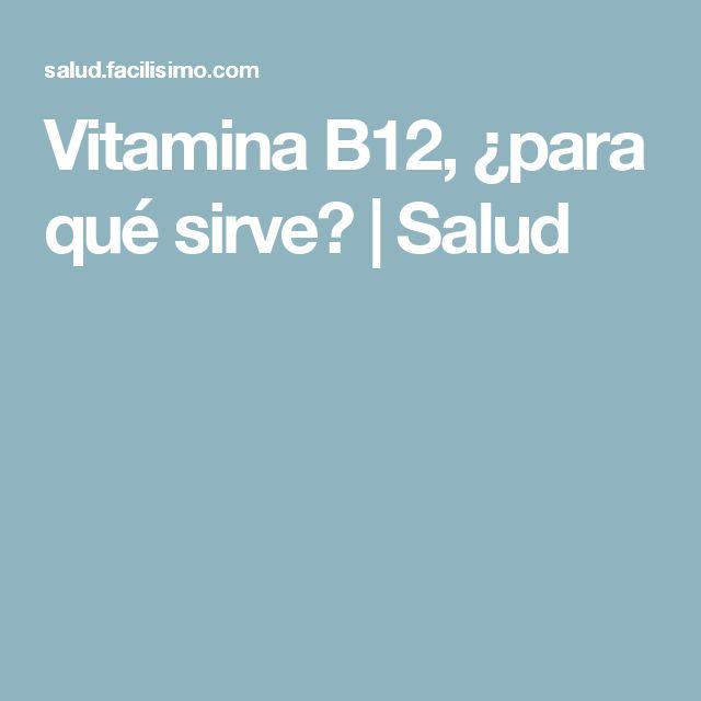 17 mejores ideas sobre Vitamina B12 en Pinterest   Arco