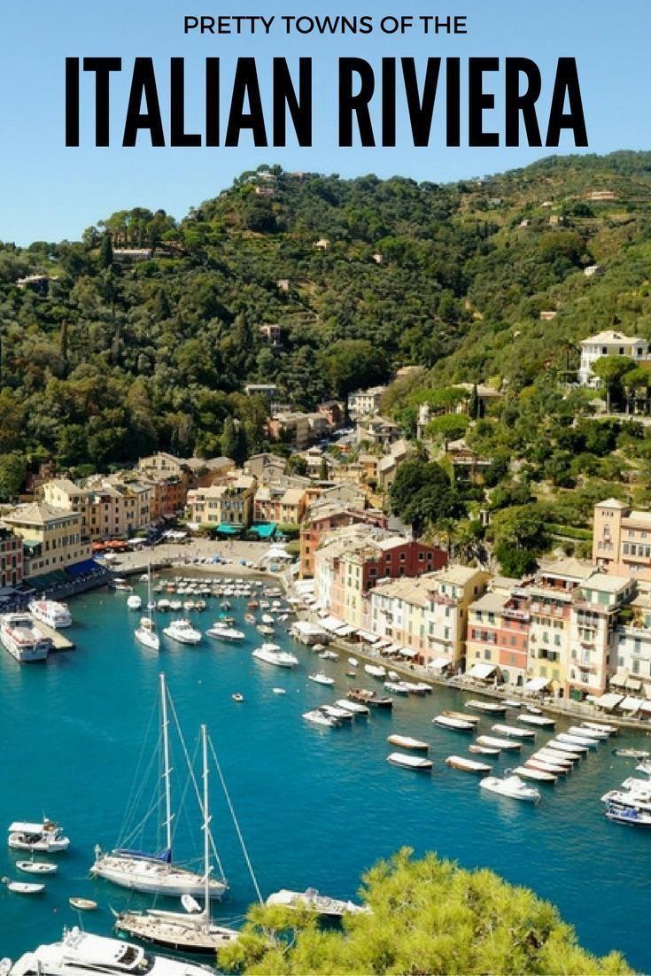 Liguria | Italy - Discover this beautiful region of Italy Pretty towns of the Italian Riviera - Portofino | Camogli | Sestri Levante | Riomaggiore http://www.untoldmorsels.com/pretty-towns-on-the-italian-riviera/
