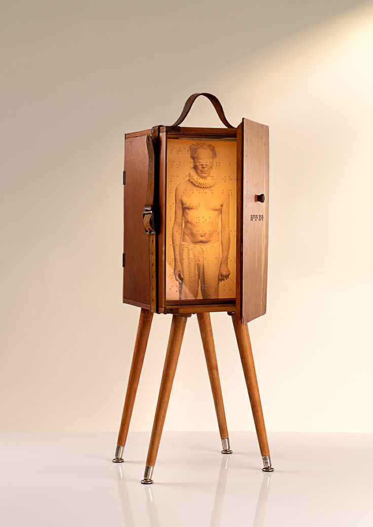 """Vision Box"" by Peter Brew-Bevan  https://www.youtube.com/watch?v=g9-H1WR4eJQ"