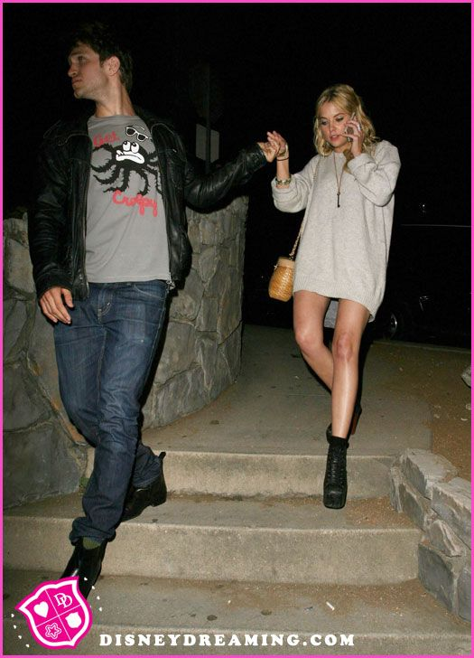 Did Ashley Benson And Ryan Good Break Up? Ashley Benson Spotted Out With Keegan Allen