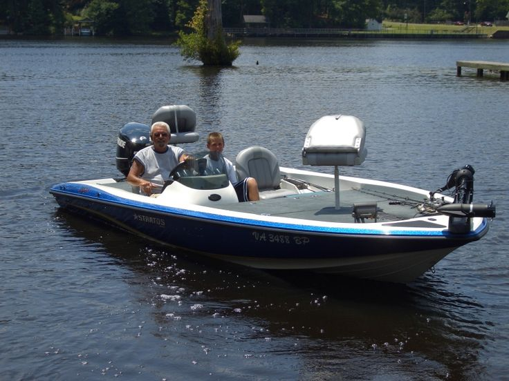 16 Best Stratos Bass Boats Images On Pinterest