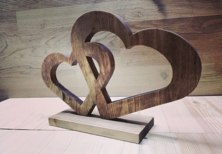 Serca #love #wood #woodwork #design #decor #decorations