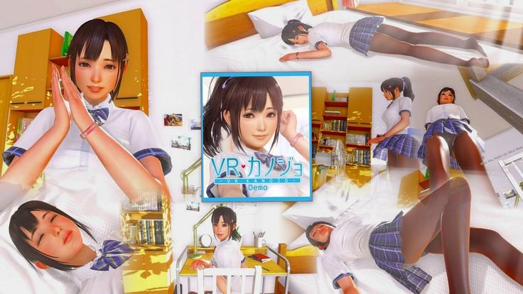 #VR #VRGames #Drone #Gaming VR Kanojo Demo -- Virtual Girlfriend -- PG Suggested Beautiful games, Cerebral games, Challenging games, education, Fun games, Game news, Game tips, Game Walkthrough, Gameplay video, Games 2016, Games with guns, gaming today, Good games, good graphical games, htc vive, illusions, Long games, Mature games, Newer games, PC gaming, room scale, Shadowplay recording, Slow paced games, Steam games, steamvr, Virtual Girlfriend, Virtual Lover, virtual rea