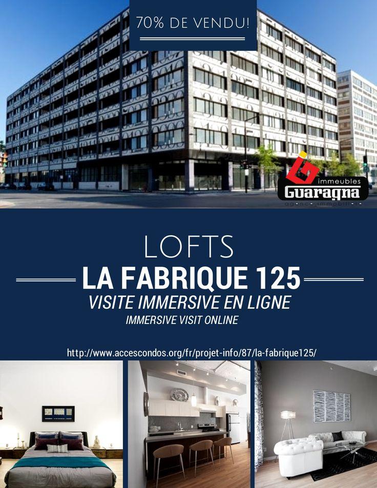 VISITE IMMERSIVE : Notre unité chouchou  # 609 #LaFabrique125 vous ouvre virtuellement ses portes dès maintenant. Faites comme chez vous!  La visite commence ici! >> http://ow.ly/zgVWi