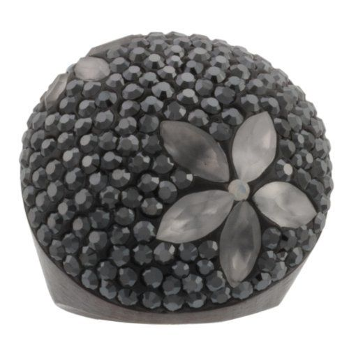 Crystal Flower Design with Wood Ring Amazon Curated Collection. $14.06. Made in China