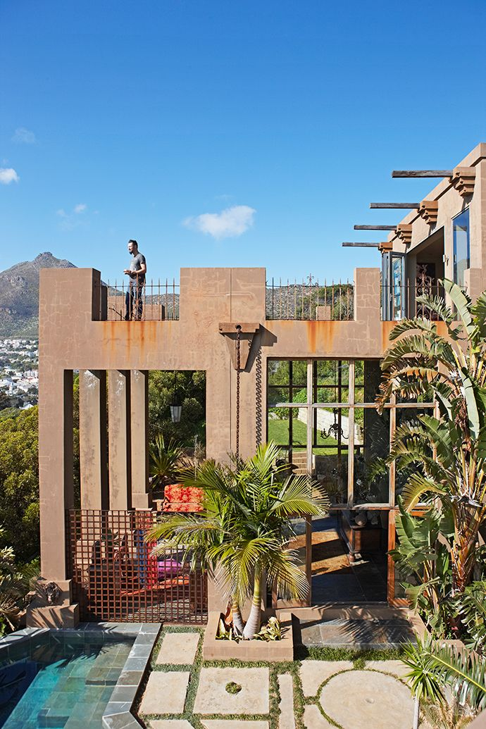 House 11 – Simon's Town Home. Do you love this house? Vote for it as your favourite HL House of the Year 2014. http://bit.ly/1xeDUwb