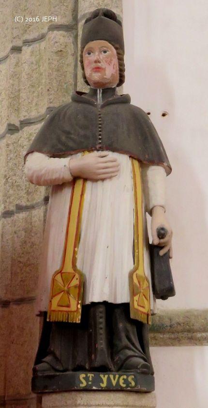 St Yves, église de Plésidy