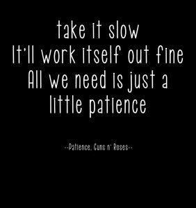Patience, by Guns 'n' Roses