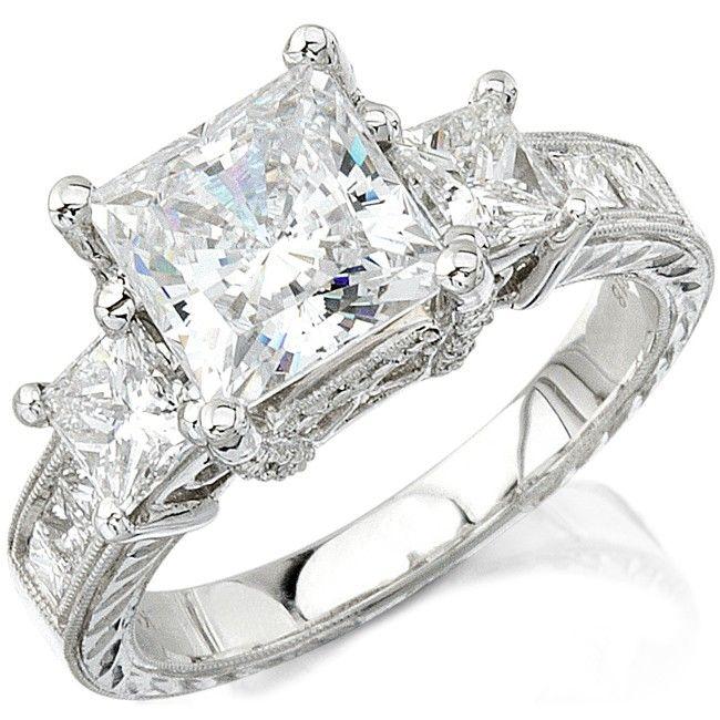 love love loveArt Wedding, Rings Lov, Best Friends, Diamonds, Wedding Rings, Princesses Cut, Princess Cut, Big Day, Engagement Rings