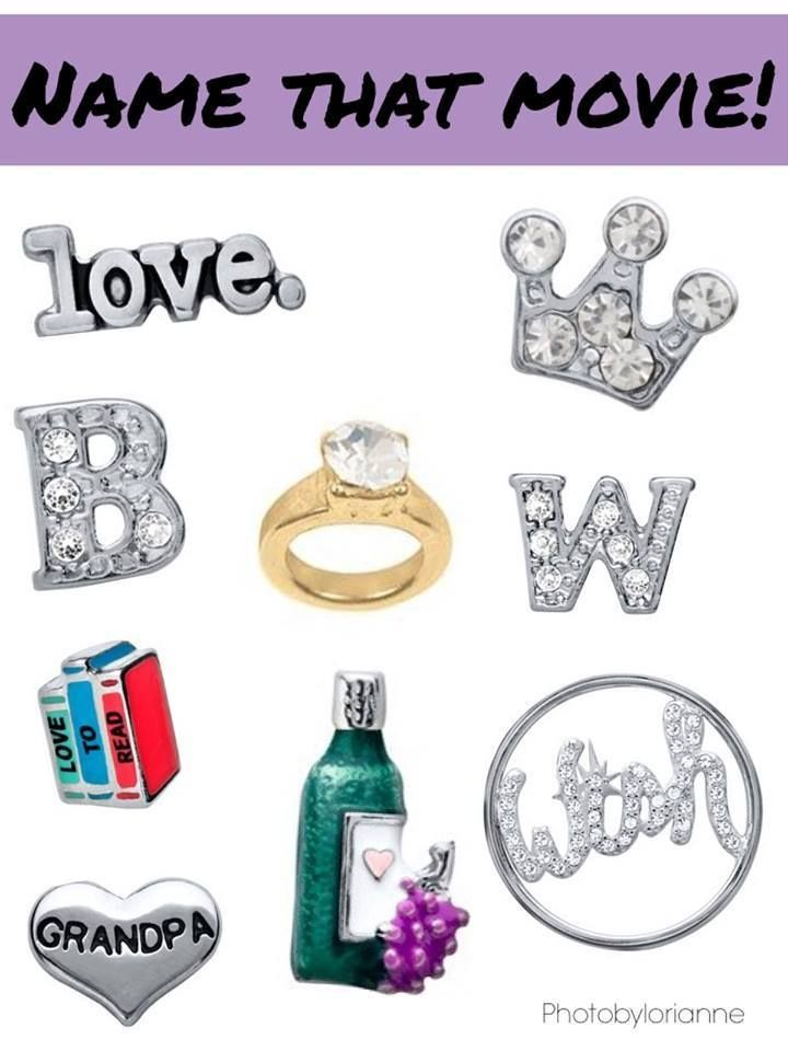 17 best images about origami owl name that movie games on