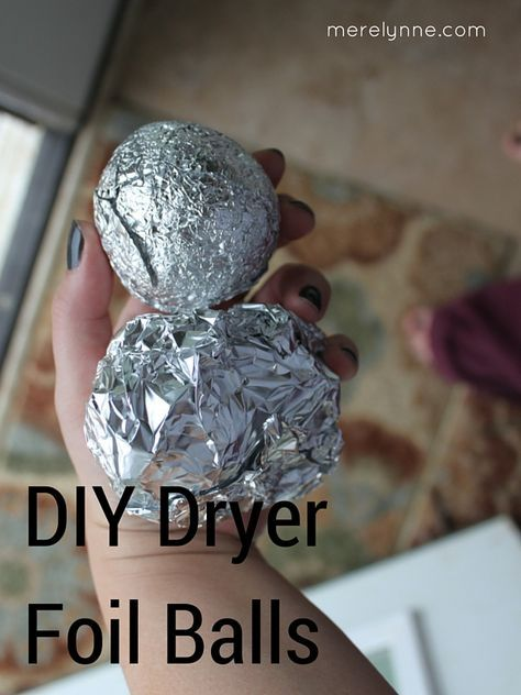 Diy Dryer Balls How To Save Money On Laundry Dryer