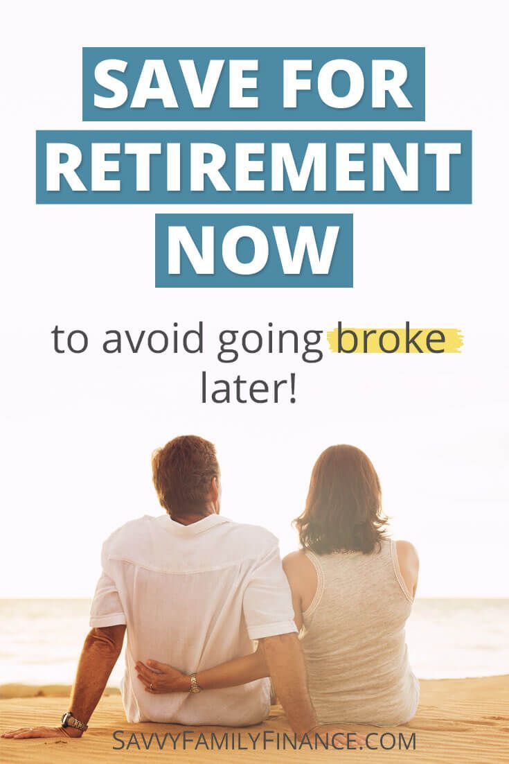 images How to Start Saving for Retirement Now