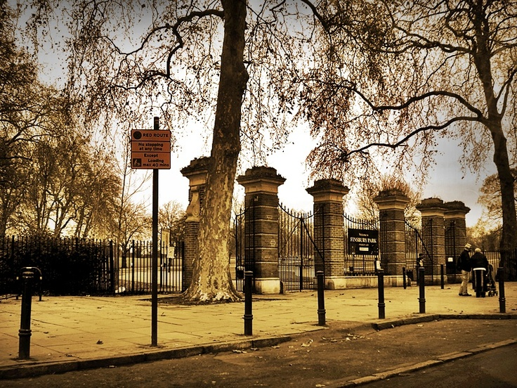Finsbury Park <3