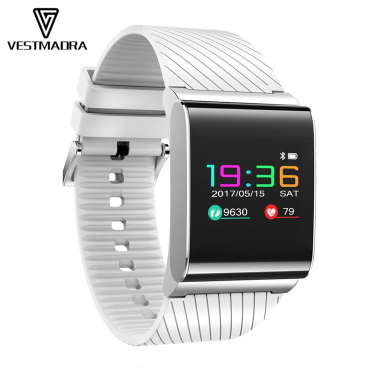 VESTMADRA X9 Pro Color Screen Smart Bracelet Blood Pressure Oxygen Heart Rate Monitor Wristband Call SMS Alert for Android ios #Affiliate