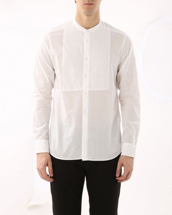 Regular-fit shirt Paolo Pecora