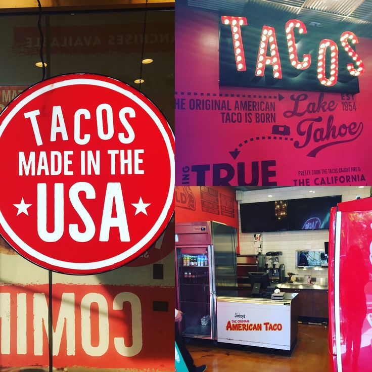 Jimboy's Tacos Newest location in So Cal! Harbor Blvd. across from Disney!!