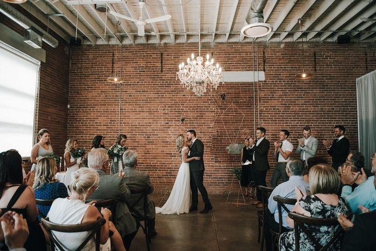 The Commons Calgary Wedding // Joey + Heather