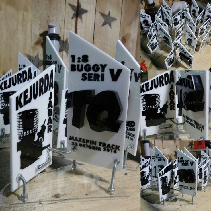 #trophy #custom #handmade #idea #akrilik #wood