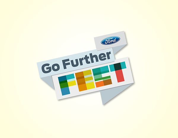 Ford Go Further Fest on Behance