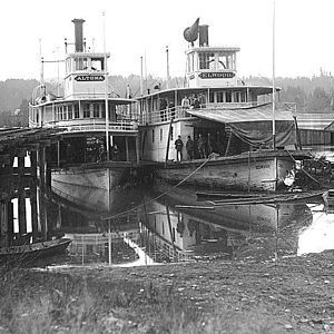 100 best images about Sternwheelers and Riverboats on ...