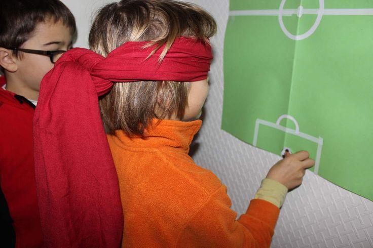 "Anniversaire football""- idée jeu"
