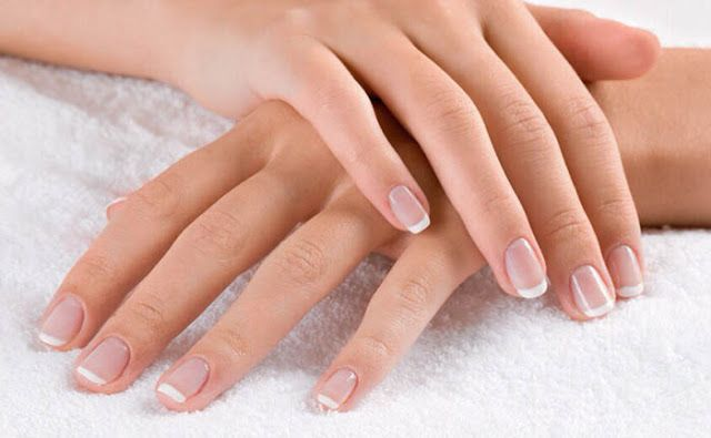 5 Simple Ways to get Brilliance & Natural White Nails