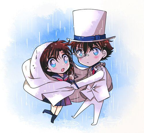 2422 Best Magic Kaito And Detective Conan Images On