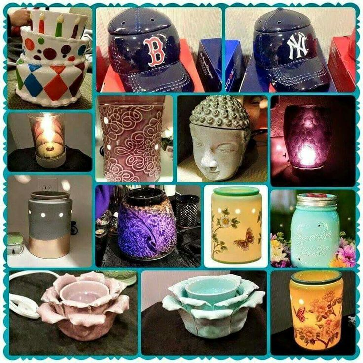 New warmers for the spring and summer catalog https://vandaway.scentsy.ca
