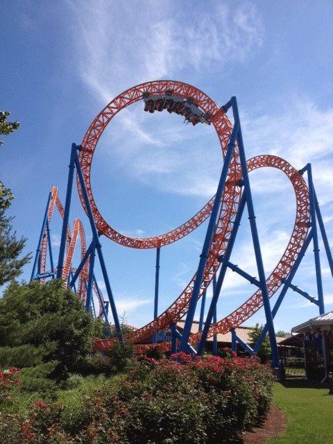 #hersheypark #rollercoaster