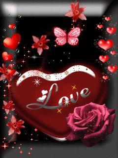Love you corazón te amo