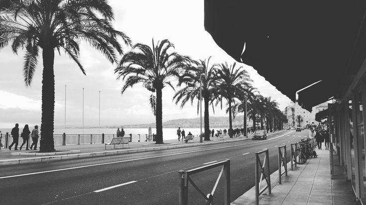 Promenade Des Anglais #nice #cotedazur #southoffrance #frenchriviera #promendaedesanglais