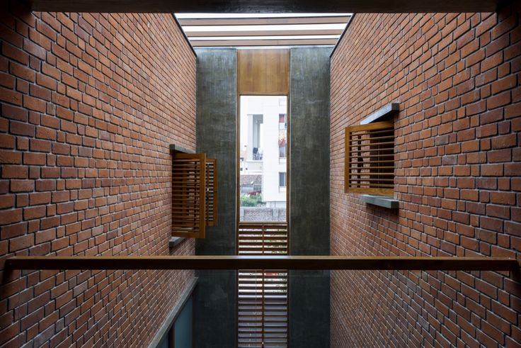 Gallery of Brick House / A for Architecture - 13