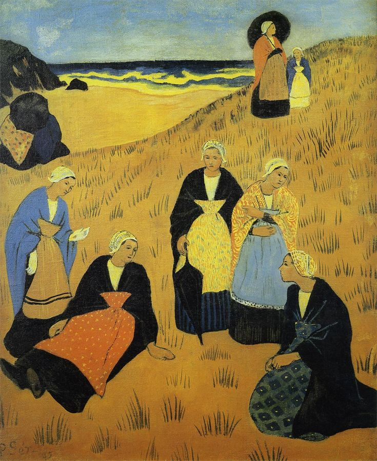 Paul Serusier = The Haymakers