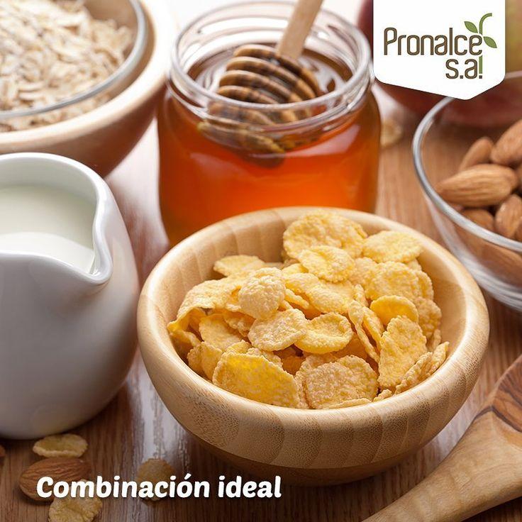 Lo mejor para un desayuno rico y nutritivo lo tienes con nuestros #ProductosPronalce    #Pronalce #Avena #Wheat #Trigo #Cereal #Granola #Fit #Oats #ComidaSaludable #Yummy #Delicious #Tasty #Instagood #Delicioso #Sano #HealthyFood #Breakfast #Protein #Nutrición #Cereales