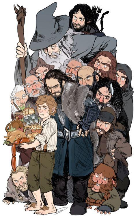 That's what Bilbo Baggins hates...