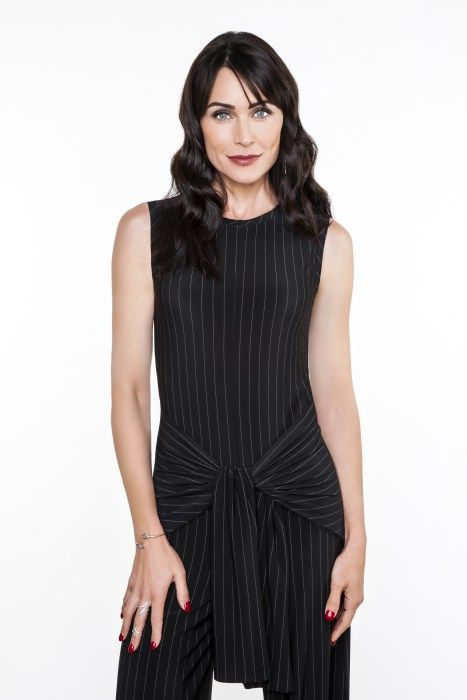 Rena Sofer ( Quinn Fuller Forrester). The Bold and the Beautiful. (Lois Cerrullo, General Hospital).