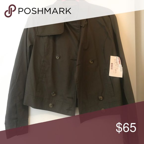 Tommy Hilfiger army jacket Lightweight cropped army jacket Tommy Hilfiger Jackets & Coats Utility Jackets