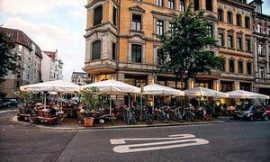 The best city breaks in Germany: readers' travel tips .Café Luise, Leipzig, Germany.