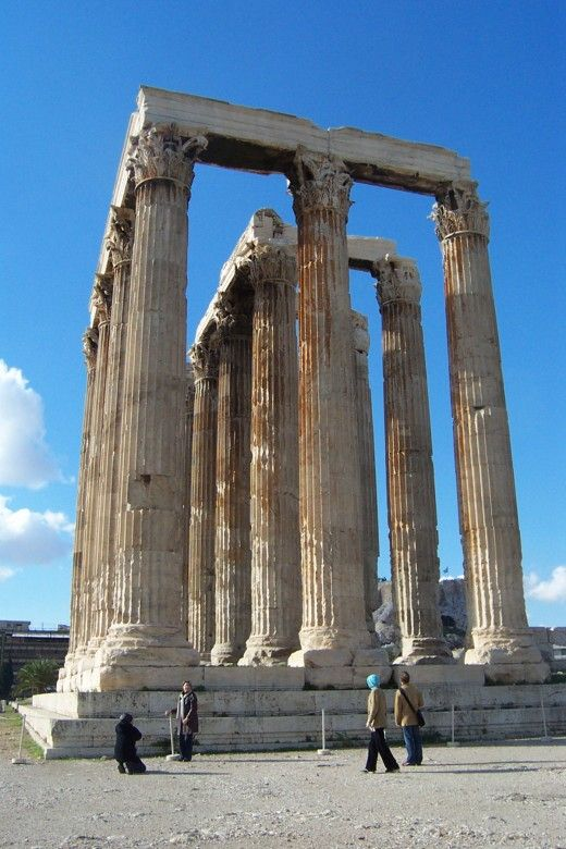 Athens | The List of Top Amazing Places to Travel in Europe