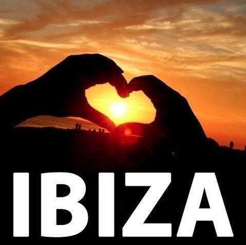 with love from ibiza