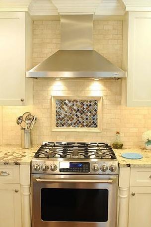 Kitchen Backsplash Focal Point 168 best live for tile kitchens images on pinterest   kitchen