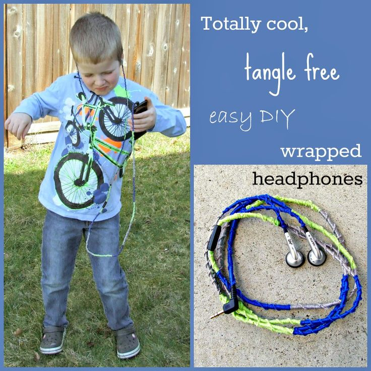 Easy diy tangle free no hassle embroidery floss wrapped
