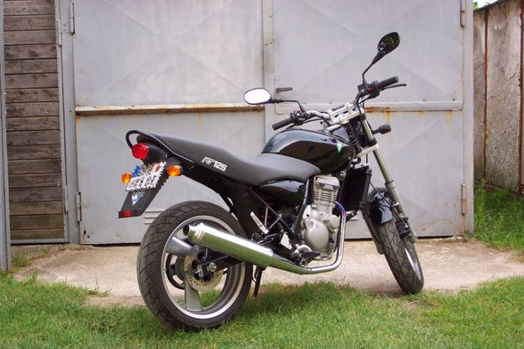 MZ RT 125 (1992)