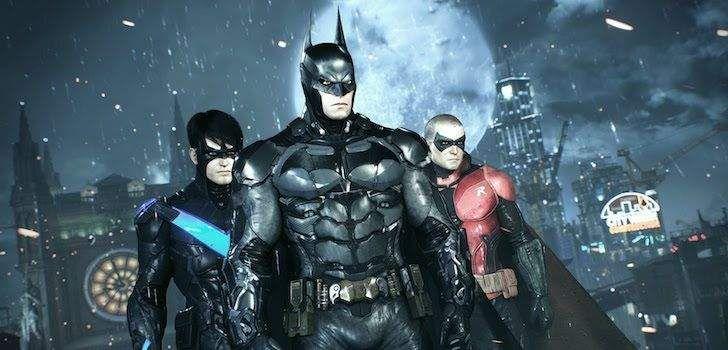 """A expectativa para o lançamento do game Batman: Arkham Knight é grande e o Rocksteady Studios acabou de lançar mais um episódio de Arkham Insider, uma série que mostra os bastidores do jogo. O novo vídeo, intitulado Gotham by Night (Gotham à noite) mostra um novo gameplay onde podemos ver o Batman """"voando"""" pela cidade, …"""