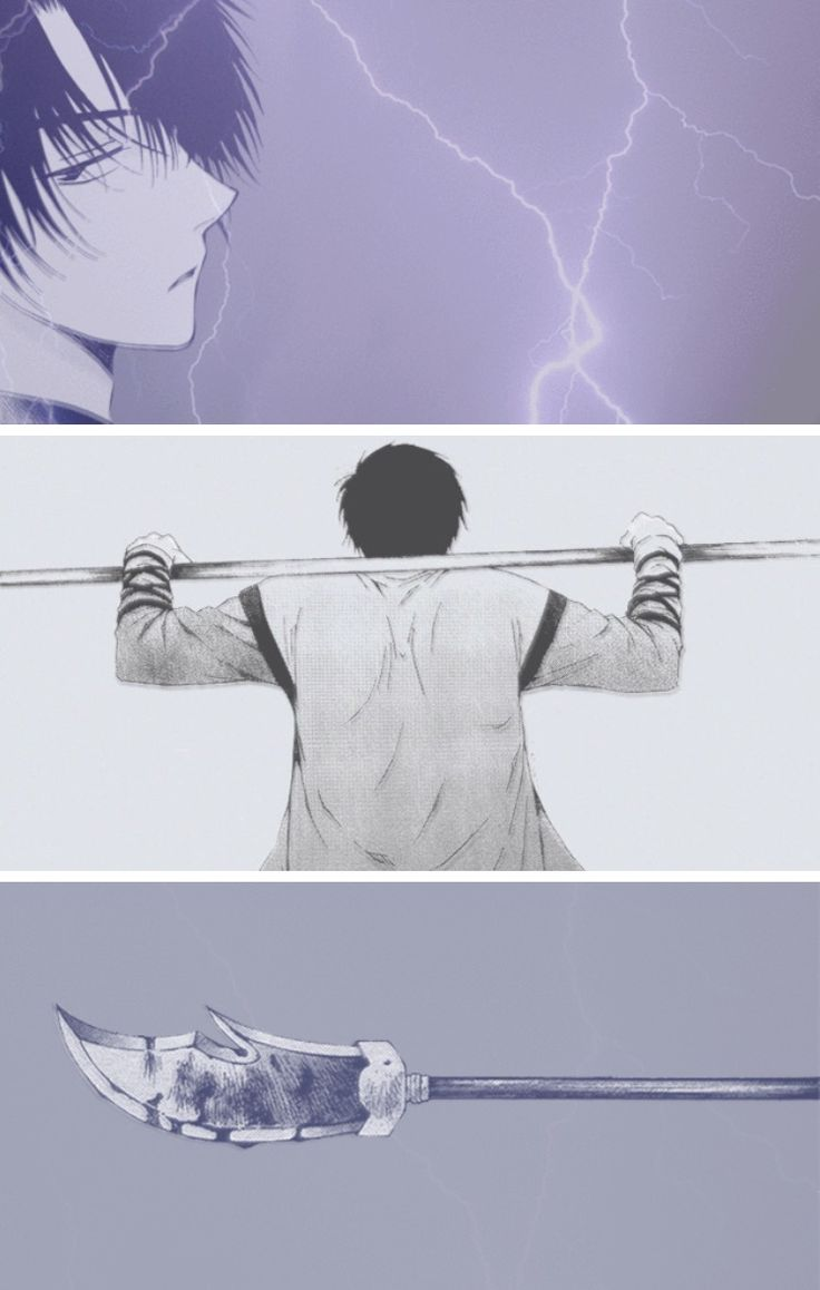 "Hak ""The Lightning Beast"""
