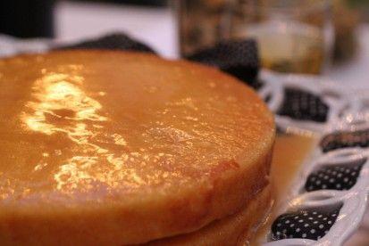 Chardonnay Cake from Toni Spilsbury, The Organized Cook