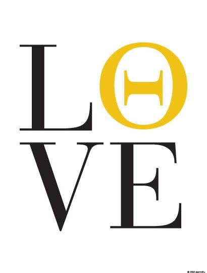 Dormify Exclusive Kappa Alpha Theta Love Print http://www.dormify.com/greek/kappa-alpha-theta/kappa-alpha-theta-love-print