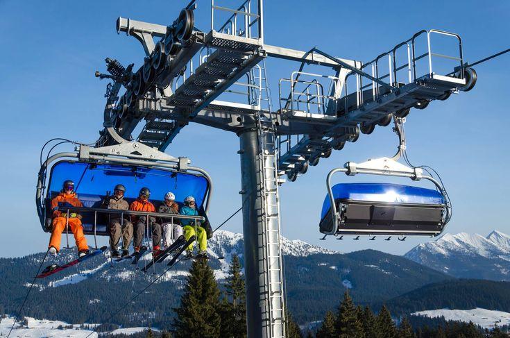 Skigebiet Winklmoosalm - das Familienskigebiet in Reit im Winkl