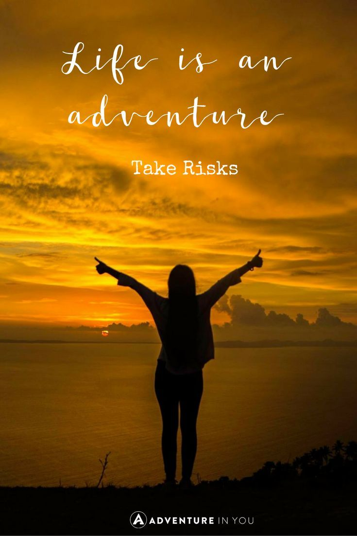 Ever feel like you're stuck in a rut? Here are the 20 most inspiring adventure quotes of all time to get you feeling inspired and alive. #quotes