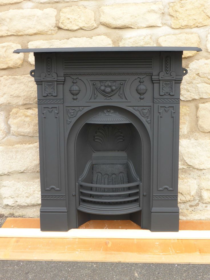 8 Best Victorian Cast Iron Fireplaces Images On Pinterest